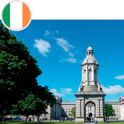 estudiar en Dublín